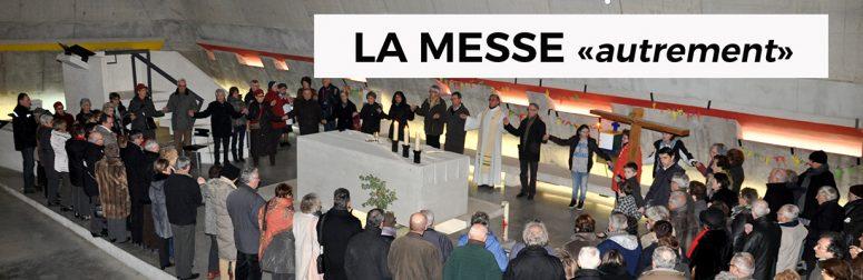 La Messe «autrement» – Calendrier 2015-2016