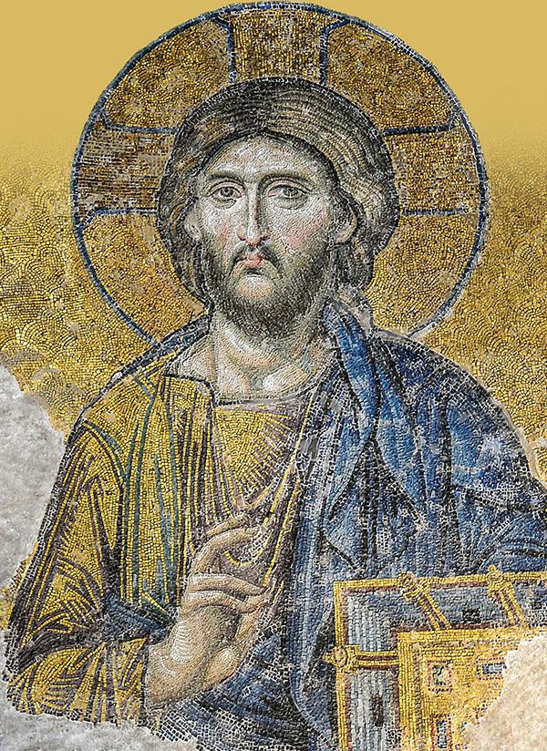 <div><br></div><div>EGLISES ETERNELLES DE CONSTANTINOPLE<br></div><div>Sainte Sophie et</div><div>Saint Sauveur in Chora</div>