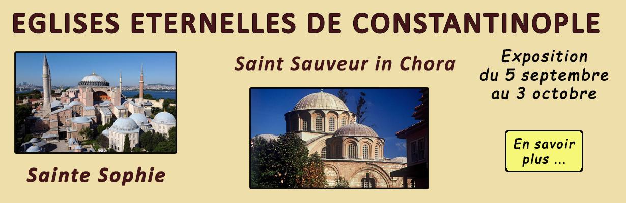 Eglises-Constantinople